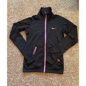 Nike dri-fit track jacket